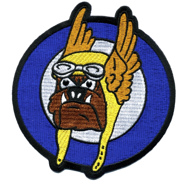 355th Fighter Squadron reproduction patch